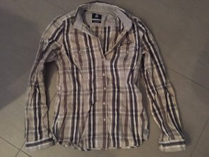 Gaastra Checked Blouse light brown