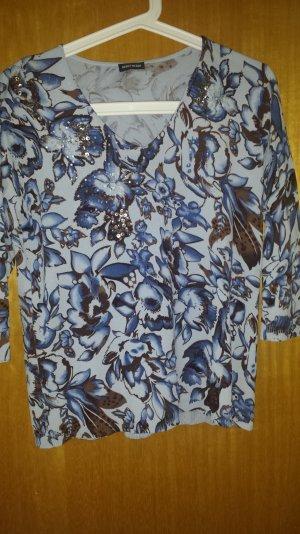Bluse von Gerry Weber mit Blumenprint/ Floral Gr. 38/40