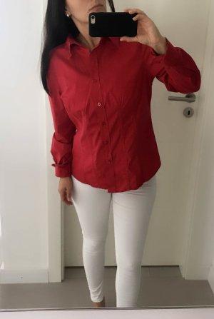 Bluse von Giorgio 42 rot