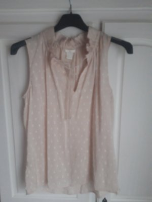 H&M Blouse rose chair