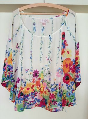 Bluse von H&M Garden Collection in Gr. 38