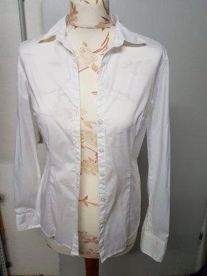 Bluse von H&M in Größe 36 / weiß / neu