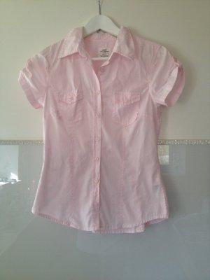 Bluse von H&M in rosé Größe XS