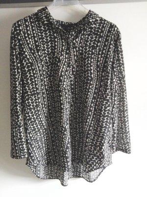 Bluse von H&M in schwarz weiß