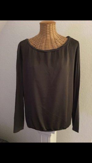 Hallhuber Tunique-blouse multicolore