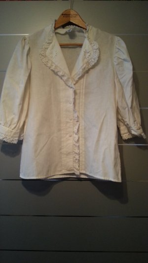Bluse von Hammerschmid, Größe 40 / L, weiß