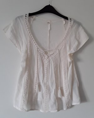 Hollister Linnen blouse room