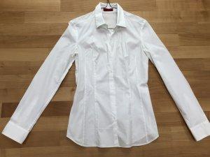 Hugo Boss Camicetta a blusa bianco Cotone