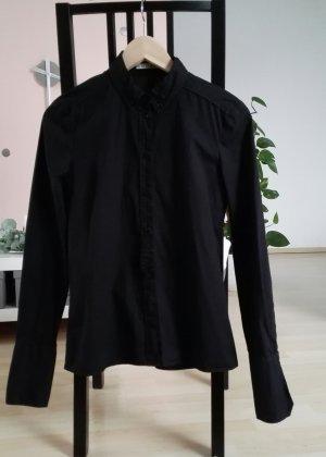 Bluse von Kookai mit schöner Knopfleiste an den Armen