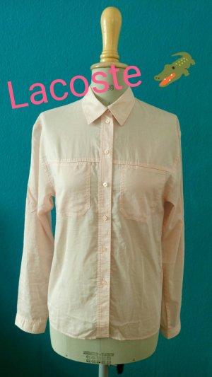 Bluse von Lacoste mit Etikett tragbar in 34-36
