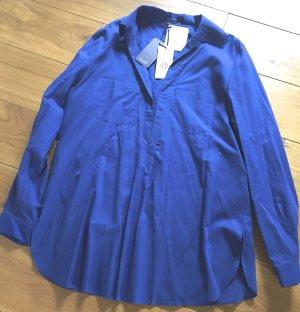 Bluse von Laurel Royalblau Gr. 40 Neu