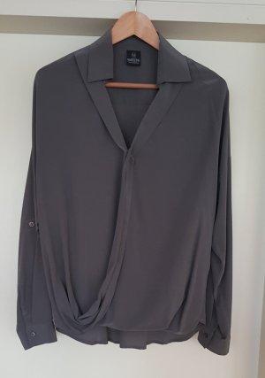 Bluse von Madeleine Gr. 40 in khaki