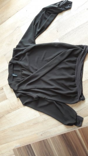 bluse von madonna gr s/m leichter transparenter stoff.