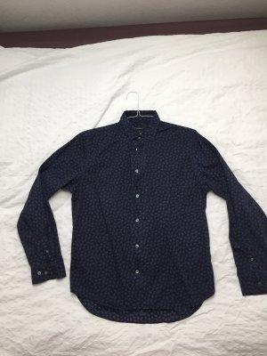Marc Jacobs Long Sleeve Blouse black-dark blue