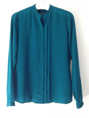 Bluse von Marc O`Polo in petrol
