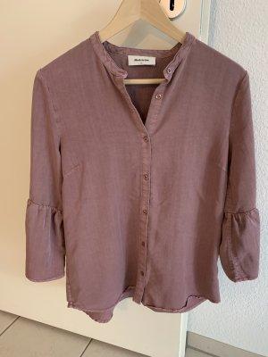 Modström Tunique-blouse vieux rose coton