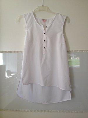 Bluse von Only in weiß Größe XS