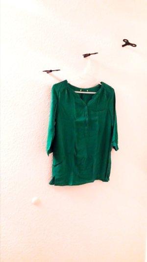 Bluse von Promod, grün, Gr. 34
