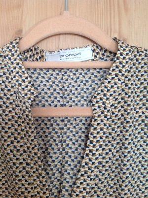 Bluse von promod schön gemustert