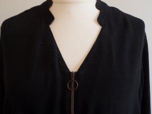 Bluse von s.Oliver Premium, Gr. 42