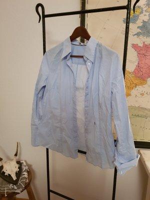 Bluse von Seidensticker in blau