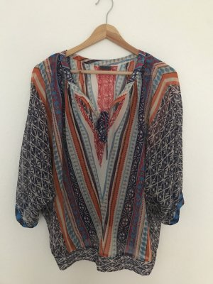 Sienna Tunique-blouse multicolore