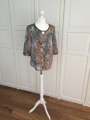 Soyaconcept Glanzende blouse veelkleurig Polyester