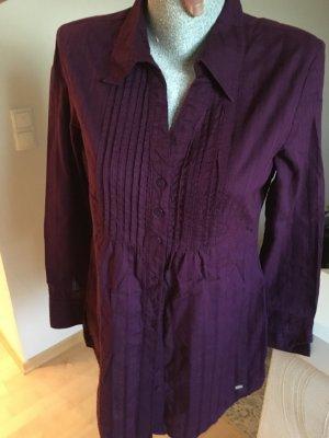 Bluse von Street One, Größe 38, lila, wie neu