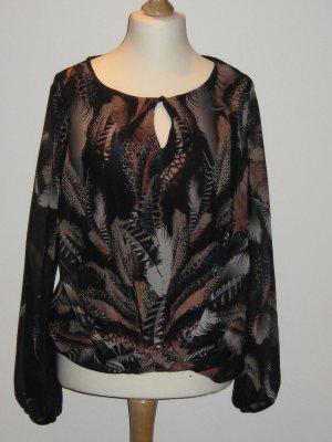 Bluse von Summum  tolles Muster, tolle Farben Ferdern