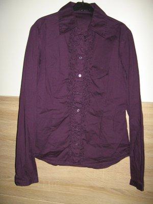 Bluse von TAZA mit Rüschendetail ***NEU***