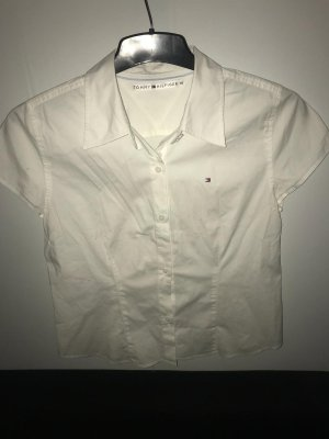 Tommy Hilfiger Short Sleeved Blouse white