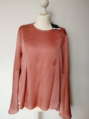 Bluse von TOPSHOP Dunkelrosa Gr. S NEU+ungetragen mit Etikett!