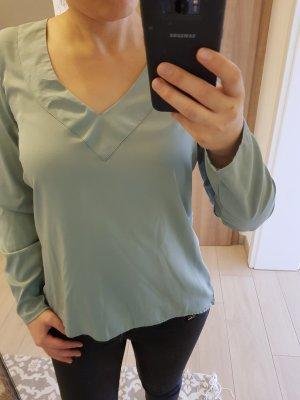Bluse von Vero Moda, grün  Größe S 36, neu