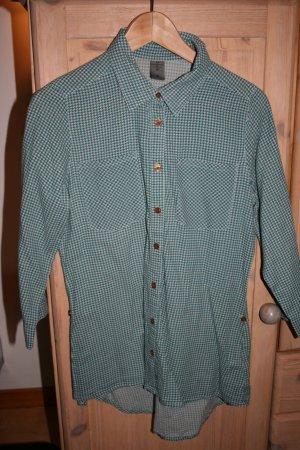 Bluse von Vero Moda in grau, blaugrün
