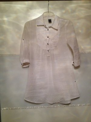 Bluse von Vero Moda in weiß Größe XS