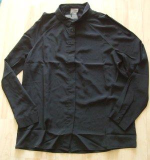 Vero Moda Blouse à manches longues noir polyester