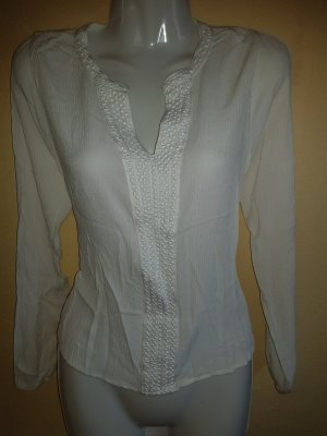 Vero Moda Cuello de blusa blanco