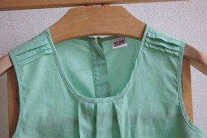 Bluse von Vero Moda / Only grün