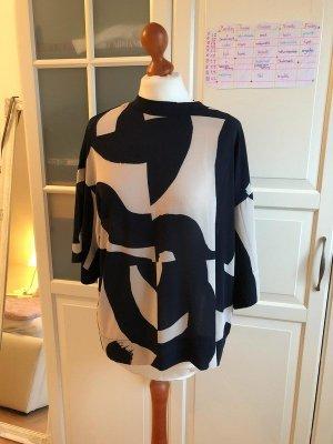 Weekday Oversized blouse veelkleurig