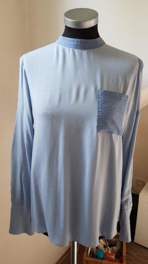Bluse von Yaya, Gr. 36, hellblau