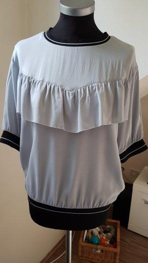 Bluse von Yaya, Gr. XS, hellblau