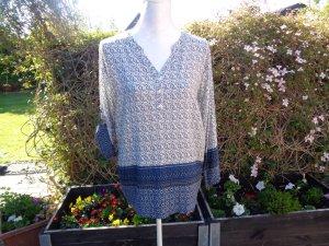 Z One Oversized blouse veelkleurig Viscose