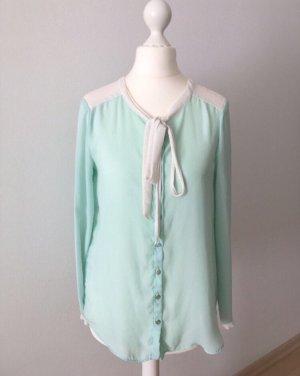 Bluse von ZARA Basic