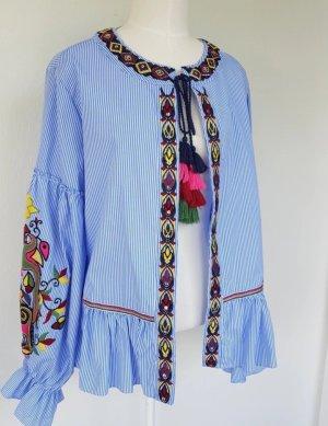 Bluse von Zara Gr.L