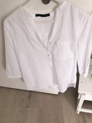 Bluse von Zara Gr. M