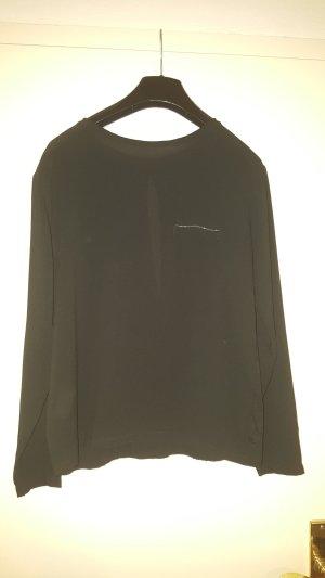 Zara Blusa negro