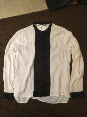 Bluse von Zara mit Ettiket in L