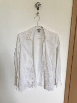 H&M Blouse Collar white