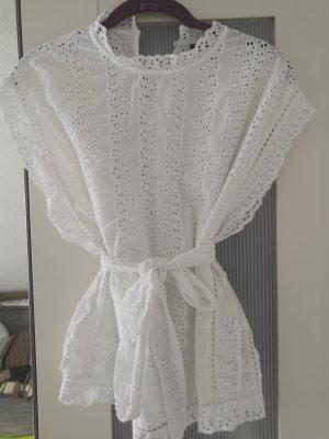 Primark Camisa de mujer blanco