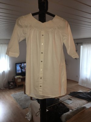 River Island Carmen Blouse white